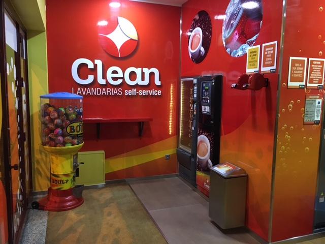 Lavandaria Self-clean Vila Nova de Gaia