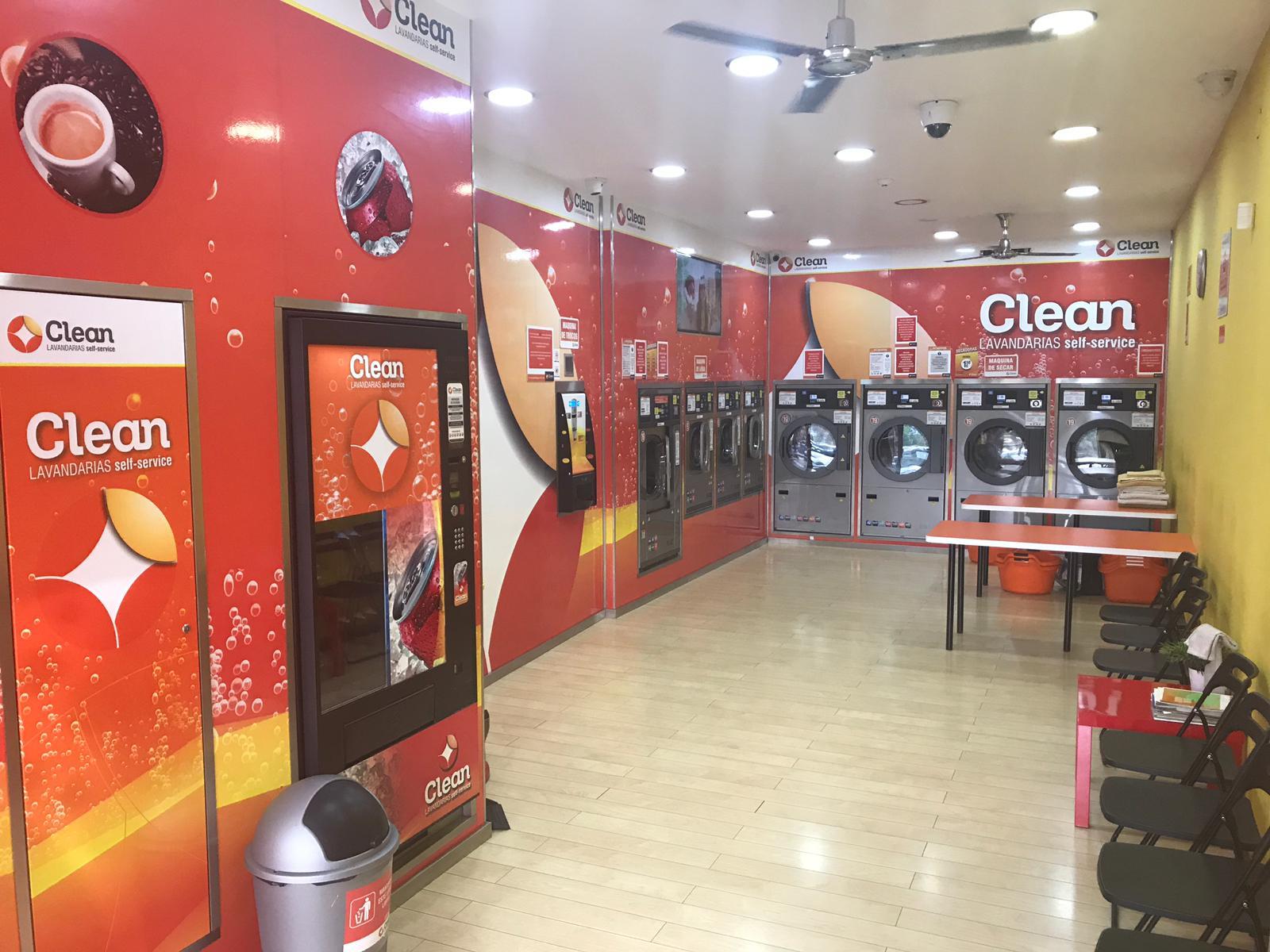 Lavandaria Self-clean Padrao da Legua