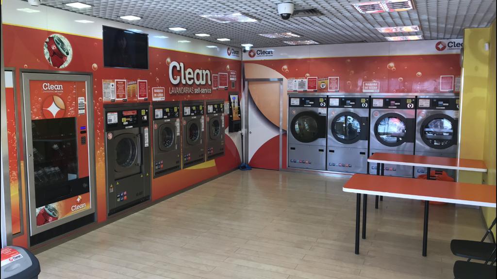 Lavandaria Self-clean São Mamede de Infesta